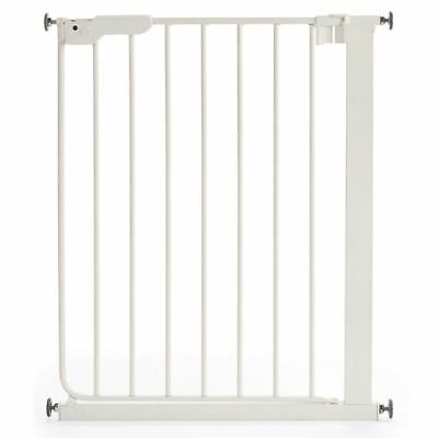 BabyDan Extra Narrow Pressure Fit Pet Gate Doorway Dog Puppy Barrier 62.5-69.5cm