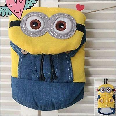 Dog Minion Despicable Me Costume Fancy Dress Outfit