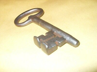 "Original Ornate Key - Around 4 1/2"" Total Length - As Photo's."