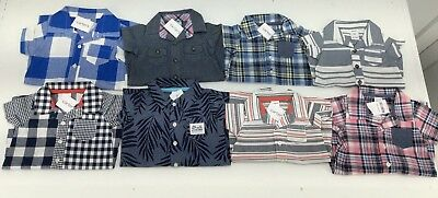 CARTERS - BOYS Rompers 1-Piece Outfits - NEW -- MSRP $18  - Choose Color & Size