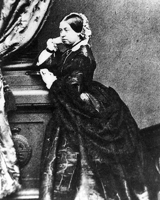 New 8x10 Photo: Her Majesty Queen Victoria, Royal Monarch of United Kingdom