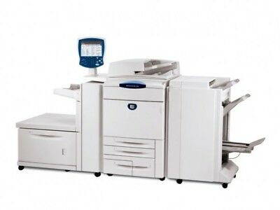 Xerox Docucolor 252 Printer, Scan Copy with Booklet Maker, Fiery Controller
