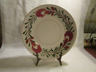 """Vintage Ideal Ironstone Chase Import China Hand Painted Serving Bowl 10"""" Round"""