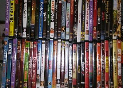 DVD Collection, Pick Your Titles