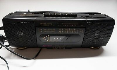 altes Radio Supertech SCR 250