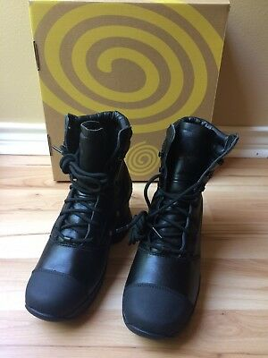 Z Coil Mens Z-Force Workboot New Original Box Black Regular Toe Enclosed Coil