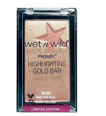 Wet N Wild Megaglo Highlighting Gold Bar - Holly Gold-Head #36180