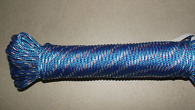 "NEW 3/16"" (5mm) x 175' Sail/Halyard Line, Jibsheets, Boat Rope"