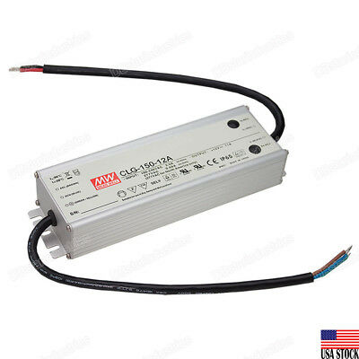 MEAN WELL CLG-150-12A Single-Out Switching LED Power Supply AC/DC 132W 12V 11A
