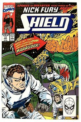 MULTI-LISTING Marvel Comics Nick Fury Agent of SHIELD Issues #2-45 1990s
