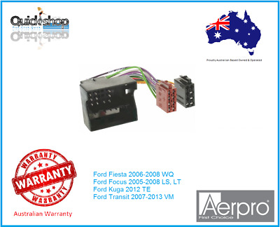 ISO to Ford - Focus , Fiesta , Mondeo , Transit