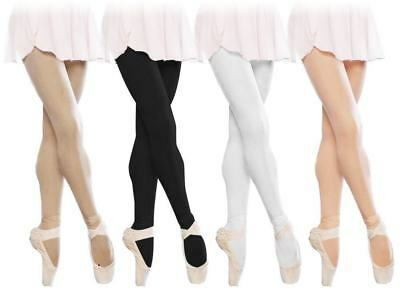 1 Pair Footed Tights Ballet Pink Quality Dance Wear Tights ON SALE