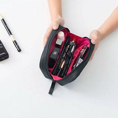 Nylon Small Cosmetic Storage Bag For Lipstick Makeup Organiser Travel Handbag