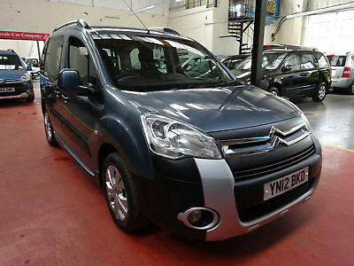 12 Citroen Berlingo     Wheelchair Adapted Disabled Vehicle