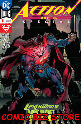 Action Comics Special #1 (2018) 1St Print Dc Universe Bagged & Boarded ($4.99)