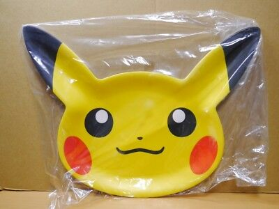Nihonbashi Pokemon Cafe Limited Pikachu plate Pokemon Center Tokyo DX JAPAN F/S