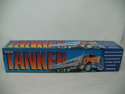 """1995 Unocal 76 """"Super Tanker"""" Limited Edition Collectors Truck with Lights/sound"""