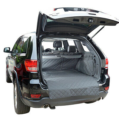 Jeep Grand Cherokee Cargo Liner Trunk Mat - Quilted - 2011 to 2020 Gen.4 (302)