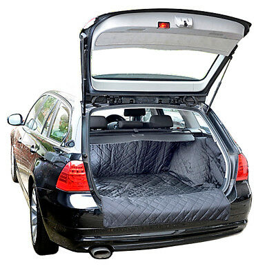 BMW 3 Series Touring Cargo Liner Trunk Mat - E91 - Quilted - 2004 to 2012 (271)