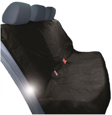 HEAVY DUTY BLACK REAR SEAT COVER for MINI COOPER S ALL YEARS