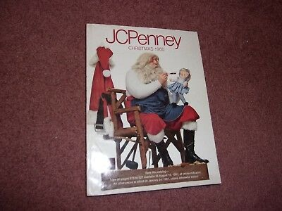 VINTAGE 1980 JC Penney Christmas Catalog JcPenney Tonka Matchbox Fisher  Price +