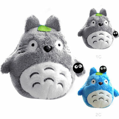 My Neighbor Totoro Plush Toy Cartoon Kawaii Anime keychain Plush Doll Kids Gift
