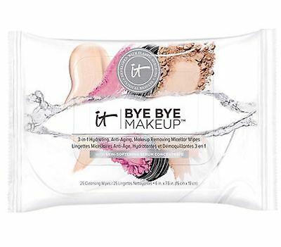 It Cosmetics Bye Bye Makeup 3-In-1 Hydrating, Anti-Aging, Makeup Removing