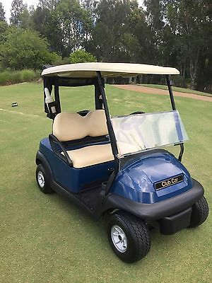 2014 Club Car Precedent  NEW Batteries! 48V i2L Electric Golf Cart buggy