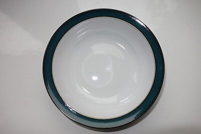 Denby Greenwich Soup/Cereal Rimmed Bowl - BNWT First Quality