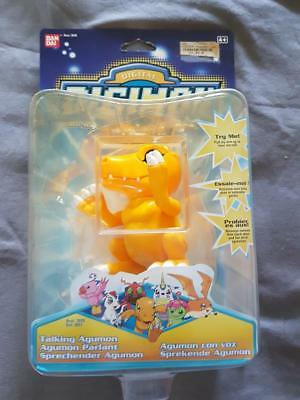 Digimon Talking Agumon / sprechender Agumon - Bandai - Digital Monsters
