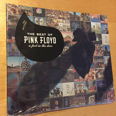 PINK FLOYD - A FOOT IN THE DOOR: BEST OF (2016) - BRAND NEW & SEALED CD Hits!