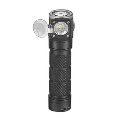 SKILHUNT H03F RC XM-L2 U4 1200LM NW/CW Magnetic Charging LED Flashlight Outdoor