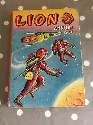 LION ANNUAL 1956, No Author, 1956, The Fleetw, Free Post