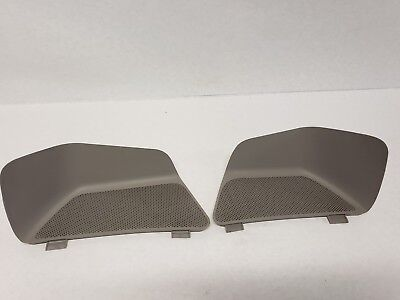2007 Mazda CX7 Speaker Covers