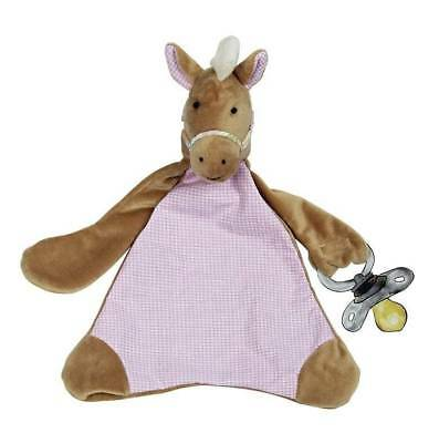 Maison Chic Nellie the Horse Pacifier Blankie