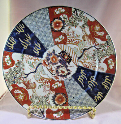 """Oriental Plate 10"""" Signed by artist"""