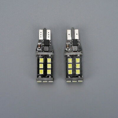 T10 T15 LED Light Parker Wedge W5W 921 Bulb CANBUS Error Free 800lm Pack of 2