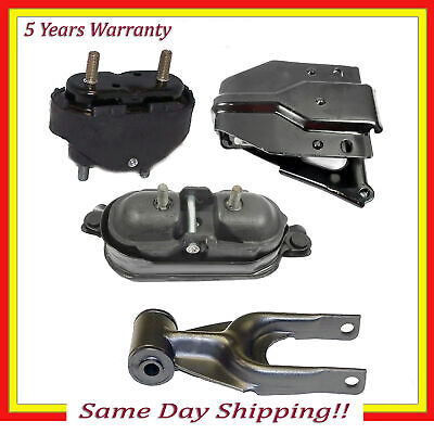 For Pontiac Grand Prix 3.8L Engine Motor /& Trans Mount 2866*2 5309*2 2712 2906