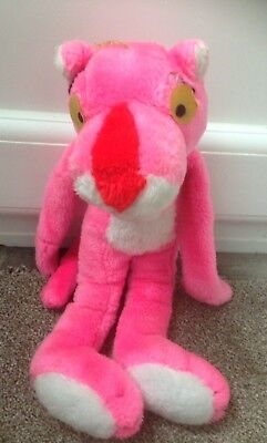 Pink Panther Plush Toy 1983 Ace Toy 16''