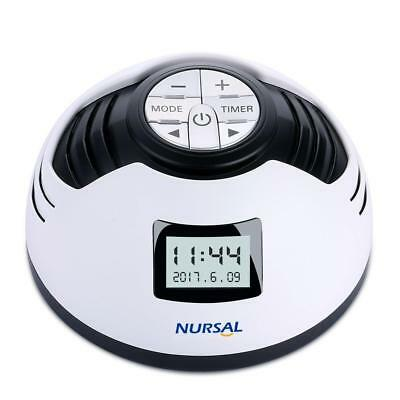 Portable Travel Baby Adult Sound Sleep Therapy Soothing White Noise Machine New