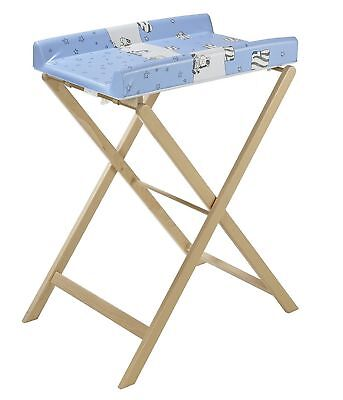 Geuther Trixi Changing Table Natural Zebra