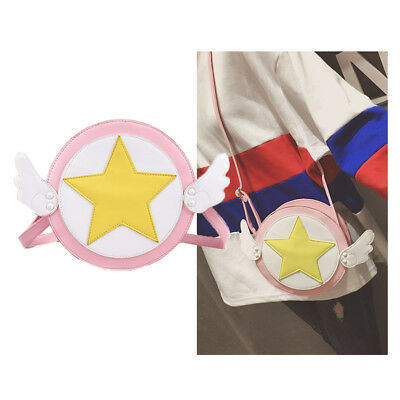 Anime Card Captor Sakura Girls Cute Shoulder Bag Messenger Wallet Package Packet