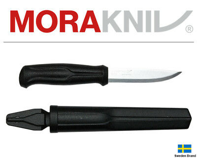 Morakniv Fixed Blade Knife Mora 510 Carbon Steel With Sheath 01230