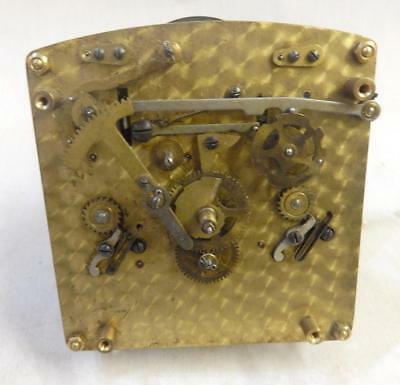Vintage Smiths Electric Clock Movement Motor Works With Hammers