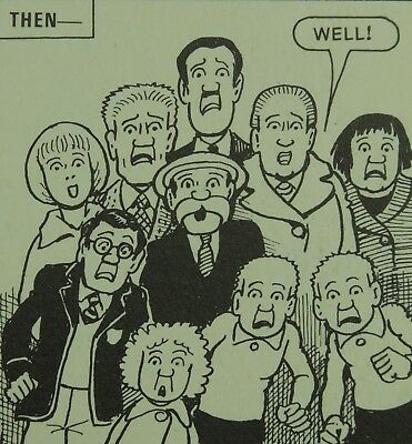 The Broons Vintage Annuals ~ 1981 & 1985