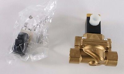 New 22050108 Ingersoll Rand Oil Stop Valve 2-Way