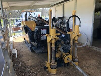 2012 Vermeer D16X20 Sii Directional Drill 1-Owner W/only 422 Original Hours!!