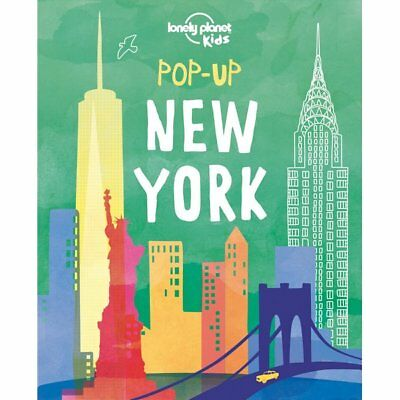 Livre Neuf - Pop-up New York 1ed - Anglais