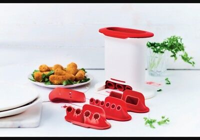 Croquetera Tupperware®  Croquetero. M PRESS.