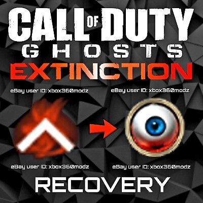 Call of Duty Ghosts Extinction Recovery Mod   Max Prestige - Xbox 360 & Xbox One